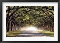 Framed Hope And Glory