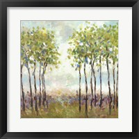Framed Foxwood I