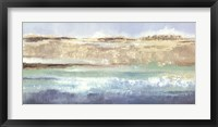 Sea Breeze I Framed Print
