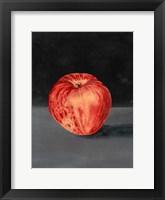 Framed Fruit on Shelf I