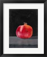 Framed Fruit on Shelf V