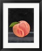 Framed Fruit on Shelf VIII
