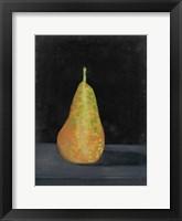Framed Fruit on Shelf IX