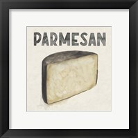 Framed Fromage II