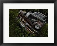 Framed Rusty Auto III