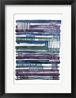 Collapse I Framed Print