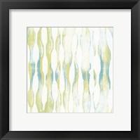 Pattern Waves IV Framed Print