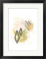Side Swipe I Framed Print