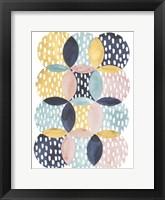 Deluge I Framed Print