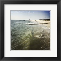 Buckroe Beach II Framed Print
