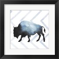 Animal Silhouettes IV Framed Print