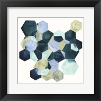 Framed Crystallize II