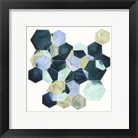 Crystallize II Framed Print