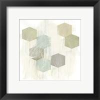 Framed Honeycomb Reaction I