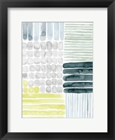 Aerial Abstract II Framed Print