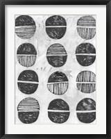 Framed Symbol Imprint I