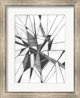 Framed Symbol Imprint II