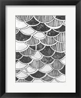 Symbol Imprint III Framed Print