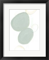 Implied Motif I Framed Print