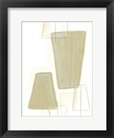 Implied Motif II Framed Print