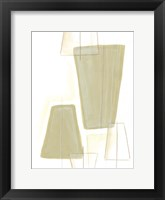 Implied Motif II Framed Print