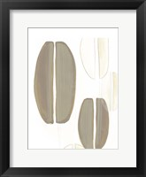 Implied Motif III Framed Print