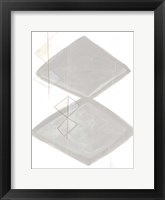 Implied Motif IV Framed Print