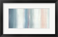 Framed Seafoam Spectrum I