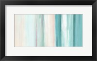 Framed Seafoam Spectrum II