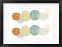 2-Up Interdependent II Framed Print