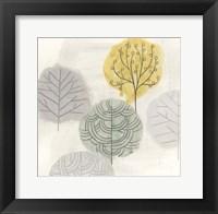 Forest Treasure I Framed Print