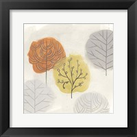 Framed Forest Treasure III