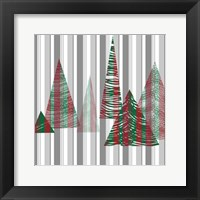 Framed Oh Christmas Tree I