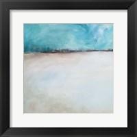 Framed Mystic Sand I