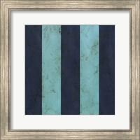 Framed Seaside Signals IV