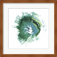 Framed Geode Abstract IV