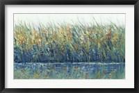 Wildflower Reflection I Framed Print