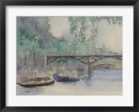 Framed Venice Watercolors V