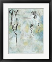 Botanical Abstract II Framed Print