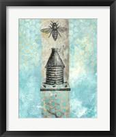Framed Vintage Beekeeper I