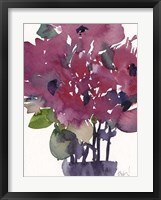 Framed Floral Between II
