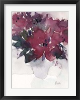Framed Floral Between III