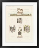 Framed Habitations Modernes V