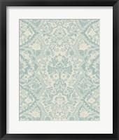 Baroque Tapestry in Spa I Framed Print