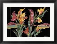 Framed Scene Of Colour