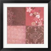 Framed Princess Blossoms