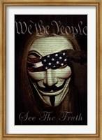 Framed We the People