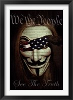 Framed We the People