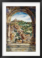 Framed Dalla Torre