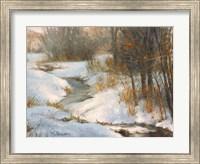 Framed Winter Light